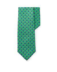 Polo Ralph Lauren - Green Toucan-print Silk Narrow Tie for Men - Lyst