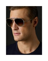 Ralph Lauren - Natural Vintage Pilot Sunglasses for Men - Lyst