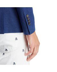 Polo Ralph Lauren - Blue Morgan Suit Jacket for Men - Lyst