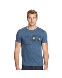 Polo Ralph Lauren - Blue Custom East Hampton T-shirt for Men - Lyst