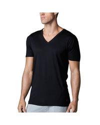Polo Ralph Lauren - Black Supreme Comfort V-neck 2 Pack for Men - Lyst