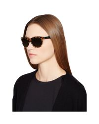 Ralph Lauren - Green Square Sunglasses - Lyst