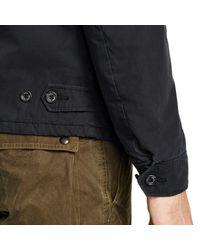Polo Ralph Lauren - Black Cotton Windbreaker for Men - Lyst