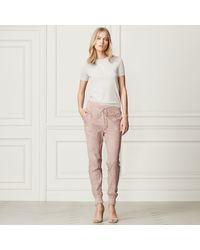 Ralph Lauren | Natural Merino Short-sleeve Sweater | Lyst