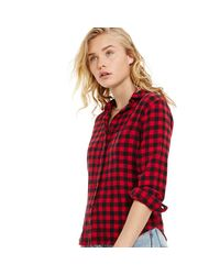 Denim & Supply Ralph Lauren | Multicolor Rl Tomboy Plaid Shirt | Lyst