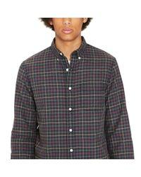 Denim & Supply Ralph Lauren - Multicolor Plaid Cotton Oxford Shirt for Men - Lyst