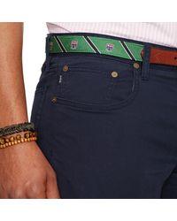 Polo Ralph Lauren - Blue Varick Slim Straight Pant for Men - Lyst