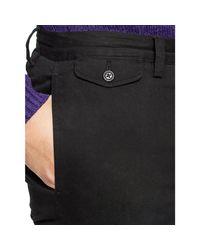 Polo Ralph Lauren - Black Slim-fit Cotton Chino for Men - Lyst