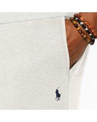 Polo Ralph Lauren   Black Cotton-blend-fleece Pant for Men   Lyst