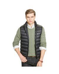 Polo Ralph Lauren   Multicolor Packable Down Vest for Men   Lyst