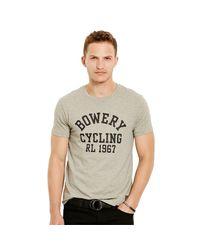 Polo Ralph Lauren | Multicolor Custom-fit Graphic T-shirt for Men | Lyst