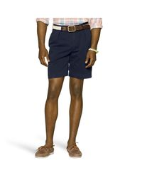 Polo Ralph Lauren - Blue Classic-fit Pleated Short for Men - Lyst