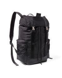 Polo Ralph Lauren - Black Thompson Drawstring Backpack for Men - Lyst