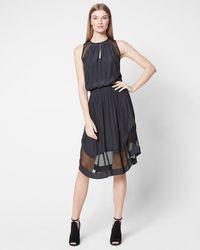 Ramy Brook | Black Quinn Dress | Lyst