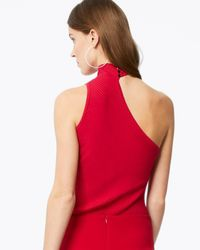 Ramy Brook - Red Portia Sweater - Lyst