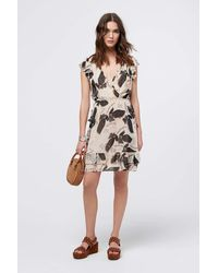 Rebecca Minkoff - Natural Rhoda Dress - Lyst