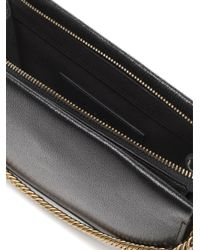 Givenchy - Cross3 Bag Grained Leather Suede Black - Lyst