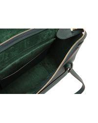 Céline - Green Céline Micro Belt Bag - Lyst