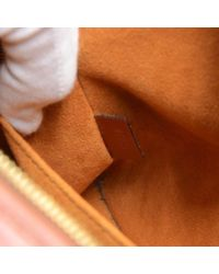 Louis Vuitton - Sablon Brown Kenyan Fawn Epi Leather Hand Bag - Lyst