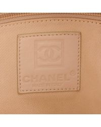 Chanel - Natural Sport Line Duffel Bag - Lyst