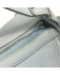 Hermès - Duremi Tubular Shoulder Bag Shoulder Bag Blue Run (estimated) Taurillon Clemence/ - Lyst