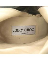 Jimmy Choo - Boots Brown 37 1/2 - Lyst