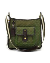 Louis Vuitton - Green Besace Mary Kate Khaki Mini Monogram Canvas Shoulder Bag - Lyst