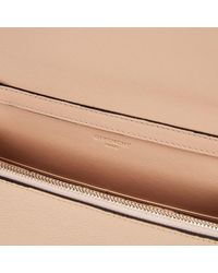 Givenchy - Brown Pandora Chain Wallet - Lyst
