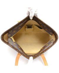 Louis Vuitton - Brown Luco Monogram Cavas Large Tote Shoulder Bag - Lyst