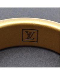 Louis Vuitton - Metallic M65964 Wood Bracelet - Lyst