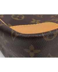 Louis Vuitton - Brown Auth Trocadero 27 Shoulder Bag M51274 Monogram Used - Lyst