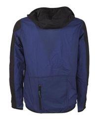 Paul Smith - Blue Fantasy Short Coat for Men - Lyst