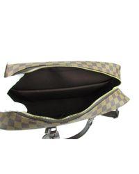 Louis Vuitton - Brown Porte Cocuments Voyage Gm Business Bag Damier Graphite N41123 - Lyst