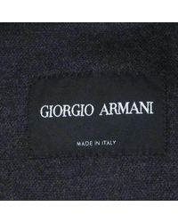 Giorgio Armani - Gray Jacket Grey 48 for Men - Lyst