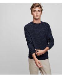 Reiss | Blue Senior for Men | Lyst