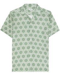 Reiss - Green Armarda for Men - Lyst