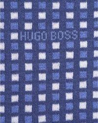 BOSS - Rs Design Blue Geometric Sock for Men - Lyst