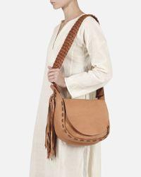 Wendy Nichol - Canyon Brown Medium Satchel Bag - Lyst