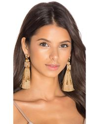 Elizabeth Cole - Multicolor Earrings - Lyst
