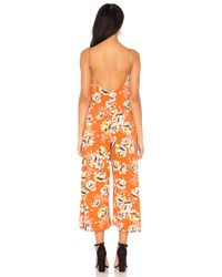 Rachel Pally - Orange Victoria Jumpsuit - Lyst