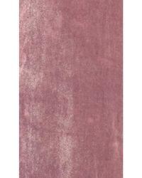 RTA - Pink Velvet Slip Dress - Lyst