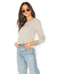 Joie - Gray Devra Sweater - Lyst
