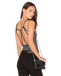 Wyldr - Black Get Free Bodysuit - Lyst