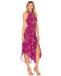 Parker - Purple Jagger Dress - Lyst