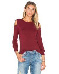 9dee90bfa0 525 America. Women s Open Shoulder Sweater