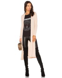 Lovers + Friends - Natural X Revolve Davenport Cardigan - Lyst