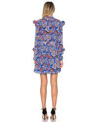 Dodo Bar Or - Blue Jagger Mini Dress - Lyst