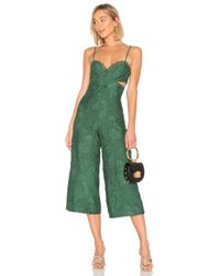 House of Harlow 1960 - Green X Revolve Joelle Jumpsuit - Lyst
