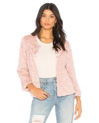 Sanctuary - Pink Chubby Jacket - Lyst