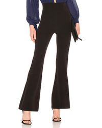 Michael Costello - X Revolve Margeaux Pant In Black - Lyst